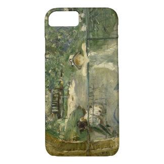 Berthe Morisot - The Basket Chair iPhone 7 Case