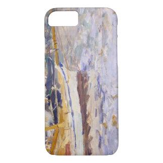 Berthe Morisot - The Port of Nice iPhone 7 Case