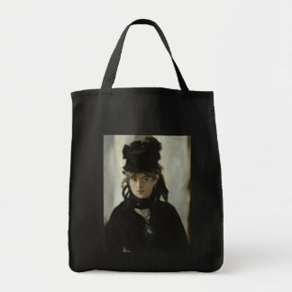Berthe Morisot with a Bouquet of Violets by Manet Bag