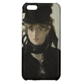 Berthe Morisot with a Bouquet of Violets by Manet iPhone 5C Cover