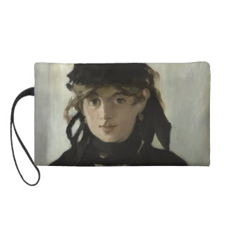 Berthe Morisot with a Bouquet of Violets by Manet Wristlets