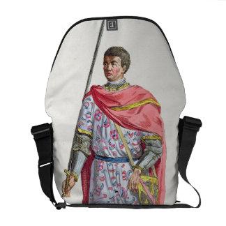 Bertrand du Guesclin (1320-80) from 'Receuil des E Courier Bags
