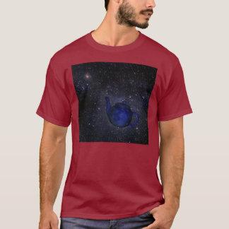 Bertrand Russell's Famous Celestial Teapot T Shirt