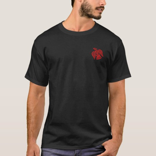 Berzerker Black & Red Seal Shirt