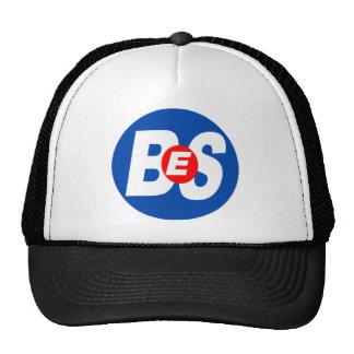 BES Branded Cap Mesh Hats