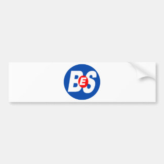 BES Branded Items Bumper Sticker