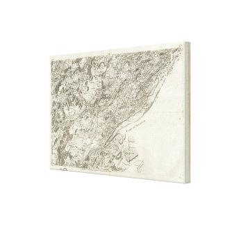 Besancon Stretched Canvas Prints