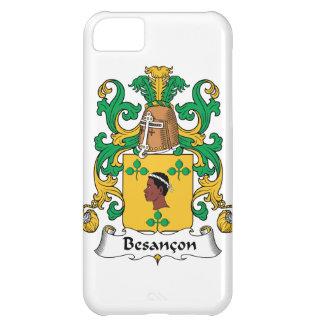 Besancon Family Crest Case For iPhone 5C