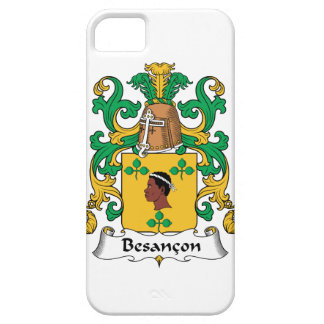 Besancon Family Crest iPhone 5 Covers