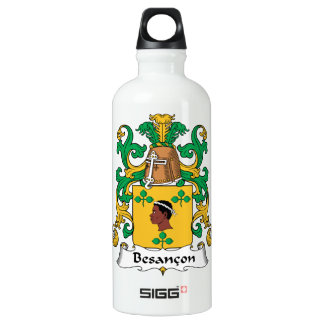 Besancon Family Crest SIGG Traveler 0.6L Water Bottle
