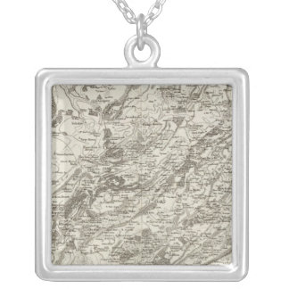 Besancon Silver Plated Necklace
