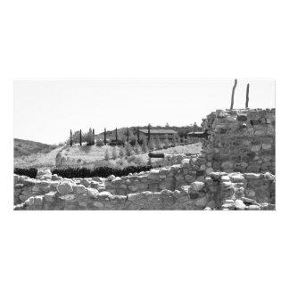 BESH-BA-GOWAH  Pueblo Picture Card