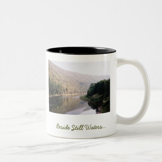 Beside Still Waters Coffee Cup