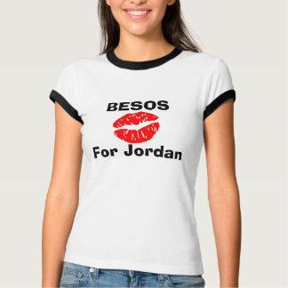 BESOS For Jordan T-Shirt