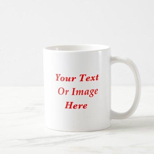 Bespoke Custom Mugs