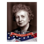 Bess Truman, First Lady of the U.S Postcard