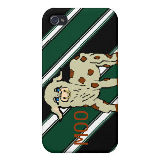 Bessie Long Ears Moo iPhone Case iPhone 4 Covers