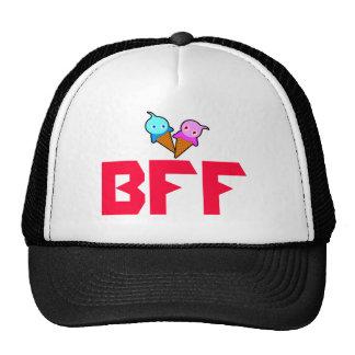 besst friend forever trucker hat