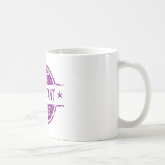 Best Accountant Ever Purple Coffee Mug