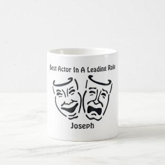 Best Actor/Leading Role: Joseph Basic White Mug