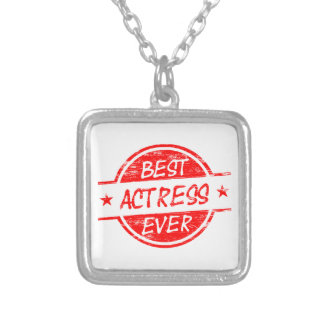 Best Actress Ever Red.png Pendants