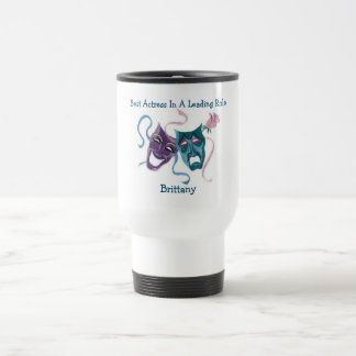 Best Actress/Leading Role: Brttany Stainless Steel Travel Mug