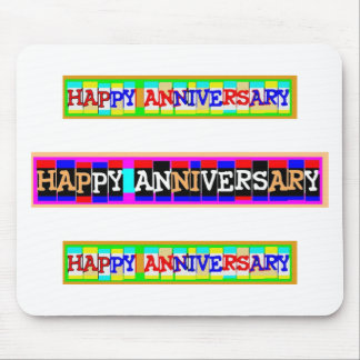 Best Anniversary Art by Naveen Mouse Pad