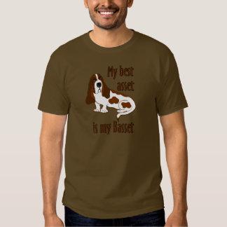 Best Asset Basset Hound T-shirts