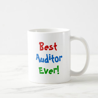 Best Auditor Ever Coffee Mug