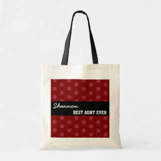 Best Aunt Ever Custom Name Geo Pattern Template