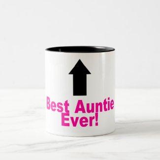 Best Auntie Ever Mug