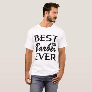 BEST BARBER EVER T-Shirt