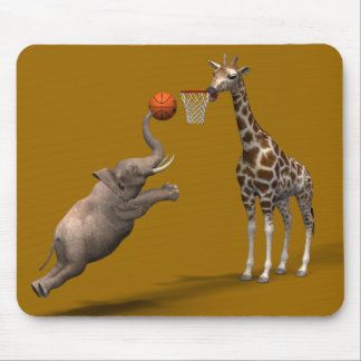 Best Basketball Scorer Mouse Pad