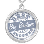 Best Big Brother - rubber stamp effect -