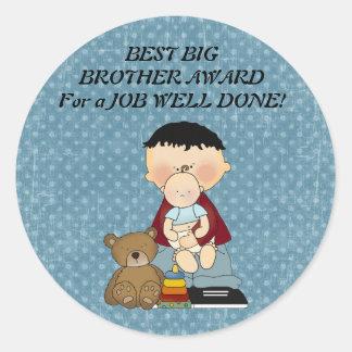 Best Big Brother sticker