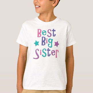 Best Big Sister Shirts