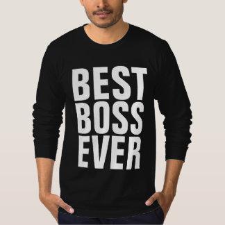 BEST BOSS EVER T-shirts & sweatshirts