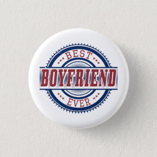 Best Boyfriend Ever Custom Button
