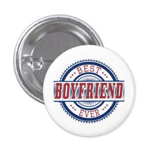 Best Boyfriend Ever Custom Button