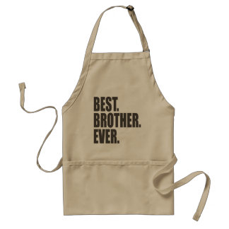 Best. Brother. Ever. Standard Apron