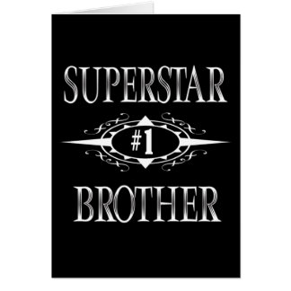 Best Brother Gifts Greeting Cards