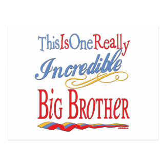 Best Brother Gifts Postcard