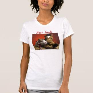 Best  buds , Aimee's Rats Nest Shirt
