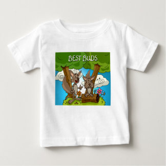 Best Buds Infant Shirt