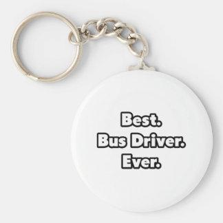 Best Bus Driver Ever Keychain