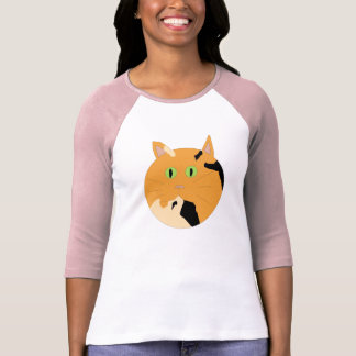 Best Calico Cat apparel T-Shirt
