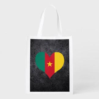 Best Cameroonian Heart flag