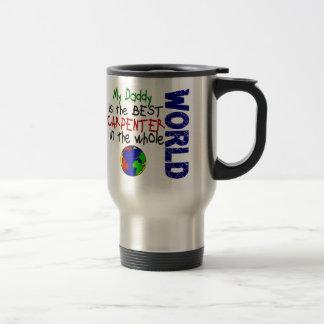 Best Carpenter In World 2 Daddy Coffee Mug