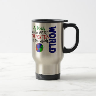 Best Carpenter In World 2 (Daddy) Travel Mug