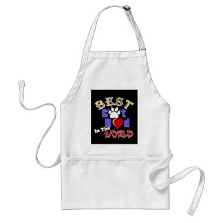 Best Cat Dad In The World for Father s Day Apron